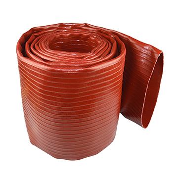Heavy Duty PVC Layflat Hose (8/10 Bar)